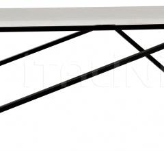 Molimo Coffee Table, Metal and Stone GTAB1025MT