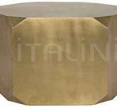 Tytus Coffee Table, Antique Brass GTAB1033MB