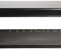 Ferret Coffee Table, Hand Rubbed Black GTAB116HB