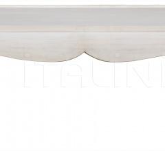 Rena Coffee Table, White Wash GTAB123WH