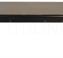 QS Graff Coffee Table, Hand Rubbed Black GTAB138HB