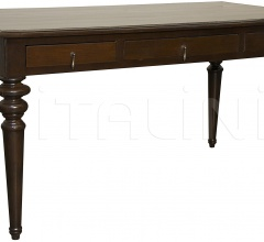 Colonial Writing Desk, Distressed Brown GDES103D