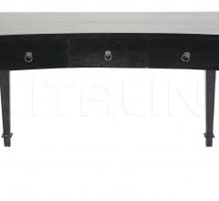QS Curba Desk, Hand Rubbed Black GDES111HB