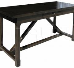 Sutton Desk, Distressed Brown GDES114D
