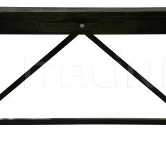 Sutton Desk, Distressed Black GDES114D1