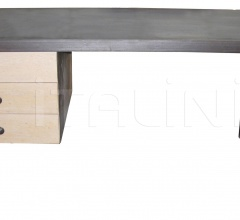 3 Drawer Desk with Stone Top GDES121MT