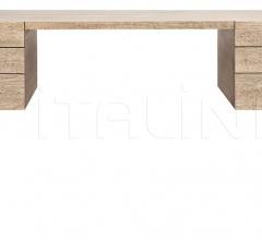Bartholomieu Desk, Washed Walnut, Walnut GDES154WAW