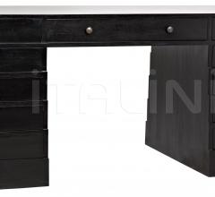 Faust Desk, Hand Rubbed Black GDES157HB
