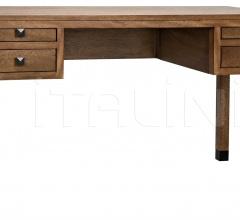 Berlin Desk, Dark Walnut GDES162DW