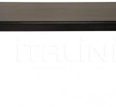 Ferret Dining Table, Distressed Black GTAB412D1