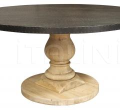 Zinc Top Table, Raw Old Wood GTAB445RW