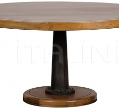 """Yacht Dining Table with Cast Pedestal, 60"""" GTAB493MT-60"""