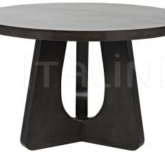 "Nobuko Dining Table, 48"", Pale GTAB508P-48"