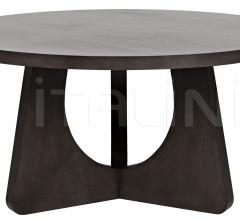 "Nobuko Dining Table, 60"", Pale GTAB508P-60"
