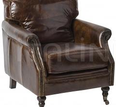 916 Club Chair LEA916