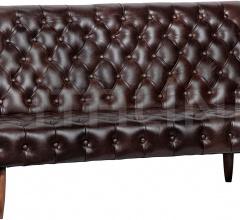 Reynolds Sofa, Tufted SOF264-3LEA