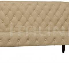 Reynolds Sofa, Tufted, Linen SOF264-3LINEN