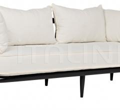 Windsor Sofa, Hand Rubbed Black SOF288HB