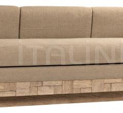 Brutalist Sofa, Washed Walnut SOF290WAW-3