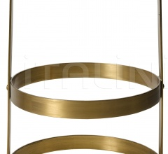 Dior Counter Stool, Antique Brass GSTOOL118MBS