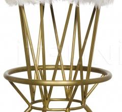 Marsha Counter Stool, Gold Finish GSTOOL145GD-S