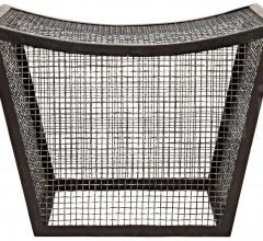 Cage Stool, Metal GSTOOL147MT
