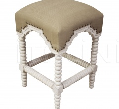 QS Abacus Counter Stool, White Wash GSTOOL201WHS-C