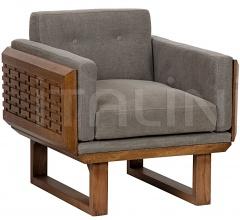 Alfie Chair, Dark Walnut SOF270-1DW