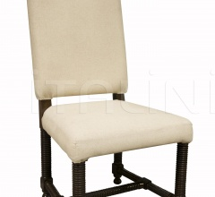 Spanish Chair, Distressed Brown GCHA115D