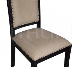 Henry Side Chair, Hand Rubbed Black GCHA119HB-C
