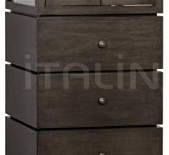 Sancho Jewelry Cabinet, Pale GHUT131P
