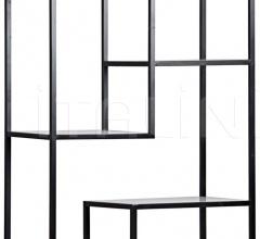 Haru Bookcase, XL, Metal and Quartz GBCS150MT-XL