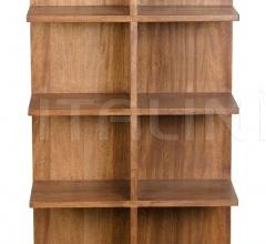 Zip Bookcase, Dark Walnut GBCS159DW