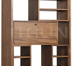 Norman Bookcase, Dark Walnut GBCS162DW