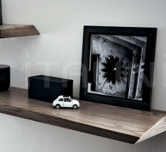 Twist shelves