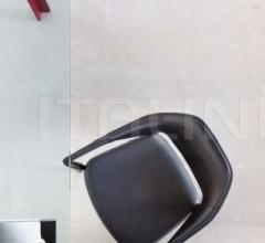 Итальянские стулья, табуреты - Стул с подлокотниками 133 ICO фабрика Cassina