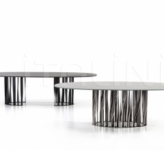Итальянские столы обеденные - Стол обеденный 475 Boboli фабрика Cassina