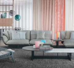Модульный диван 551 SUPER BEAM SOFA SYSTEM фабрика Cassina