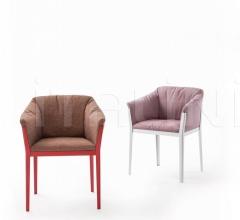 Итальянские стулья, табуреты - Стул с подлокотниками 140 COTONE фабрика Cassina