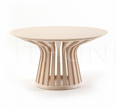 Итальянские столы обеденные - Стол обеденный 390 LEBEAU WOOD фабрика Cassina
