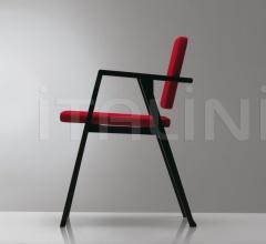 Итальянские стулья, табуреты - Стул с подлокотниками 832 LUISA фабрика Cassina
