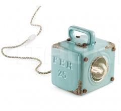 Настольный светильник Industrial C1650 фабрика Ferroluce