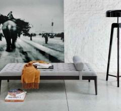 Итальянские скамьи - Скамья Webby day bed фабрика Porada