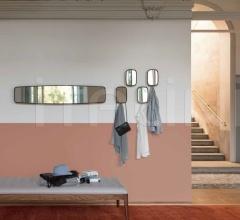 Итальянские настенные зеркала - Настенное зеркало Botero 2 фабрика Porada