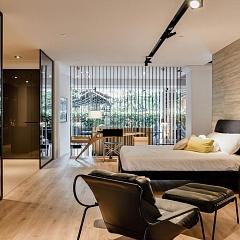 Lema c  W. Atelier House в Сингапуре - Итальянская мебель