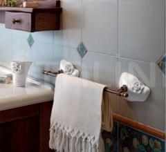 Итальянские аксессуары для ванной - Полотенцедержатель Lecco B50/B51/B52 фабрика Ferroluce
