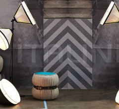 Напольный светильник Drumbox фабрика Diesel by Foscarini