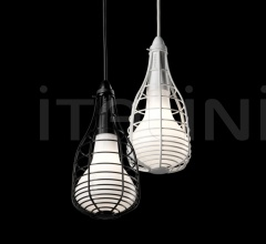 Подвесной светильник Cage Mic фабрика Diesel by Foscarini