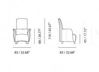 Кресло Pipaluk Meritalia