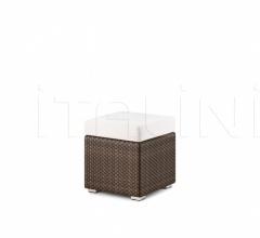 Итальянские пуфы - Пуф Lounge Stool фабрика Dedon
